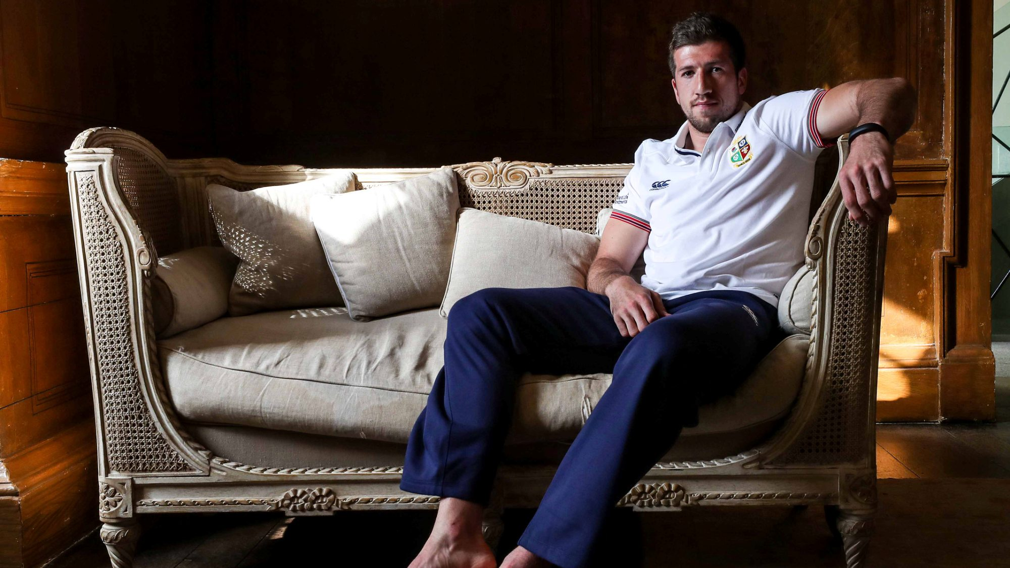 Tipuric relishing the Lions back-row battle
