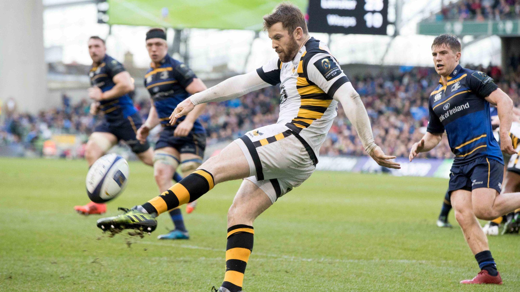 Wasps duo bid for Premiership glory