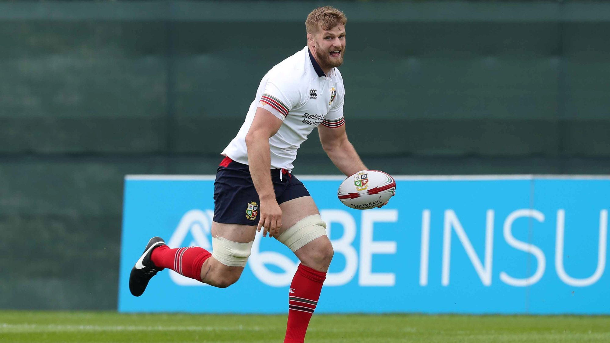 Kruis is out to learn from the best
