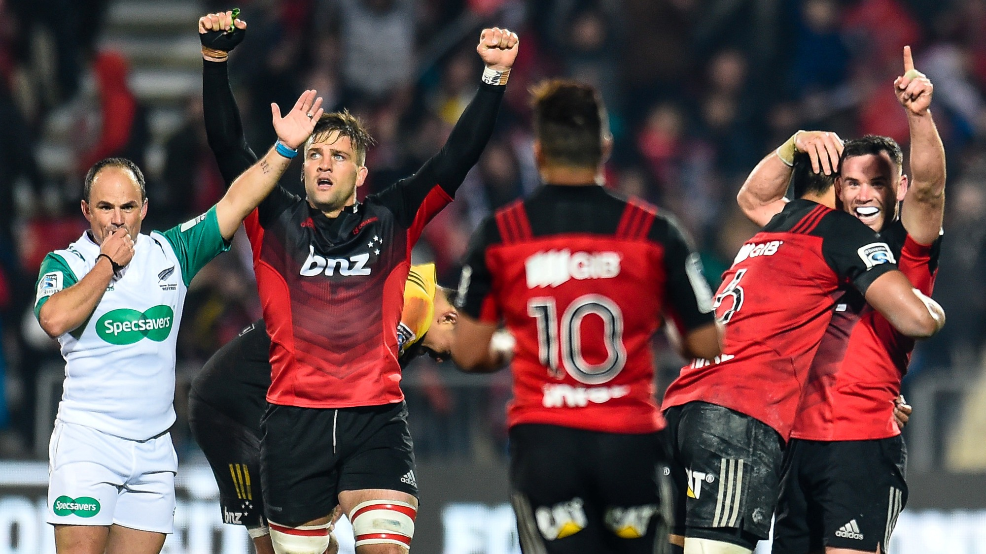 Lions scout: Crusaders ease to Rebels win to remain unbeaten