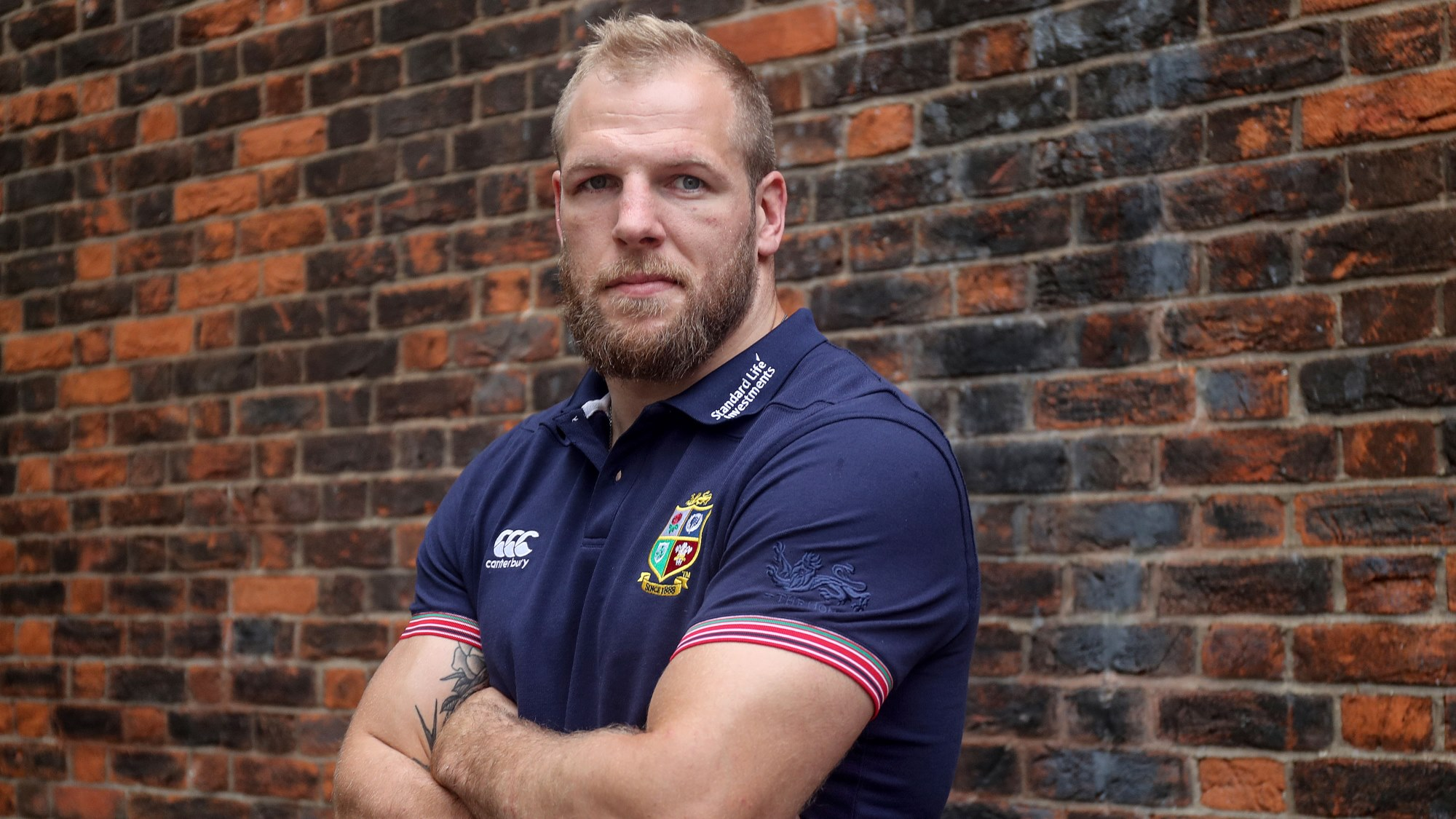 Dream comes true for Haskell as he links up with Lions