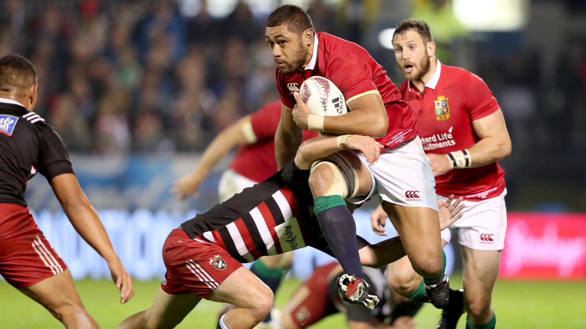 Faletau focused on work still to come for Lions