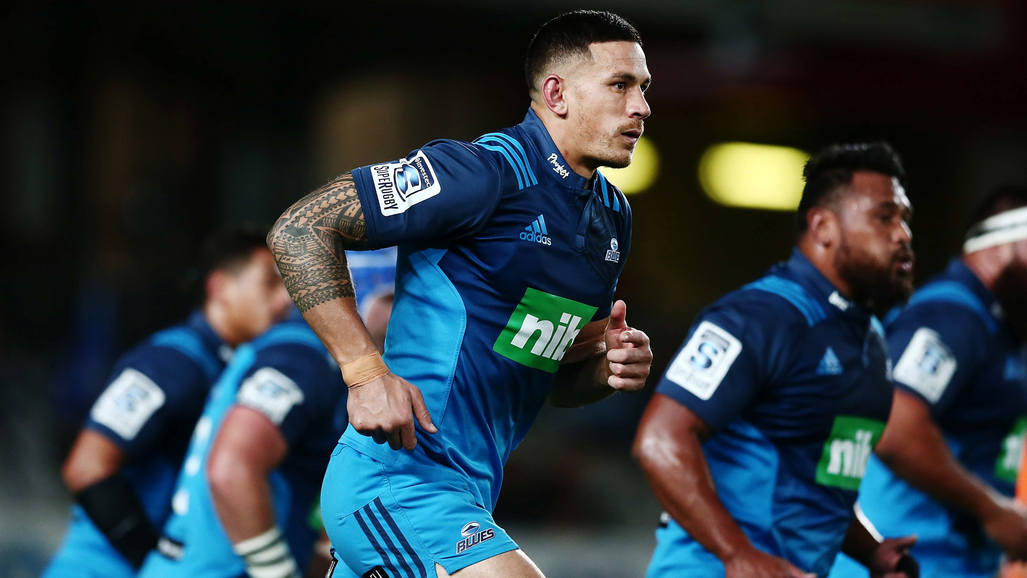 Blues team named to take on the Lions