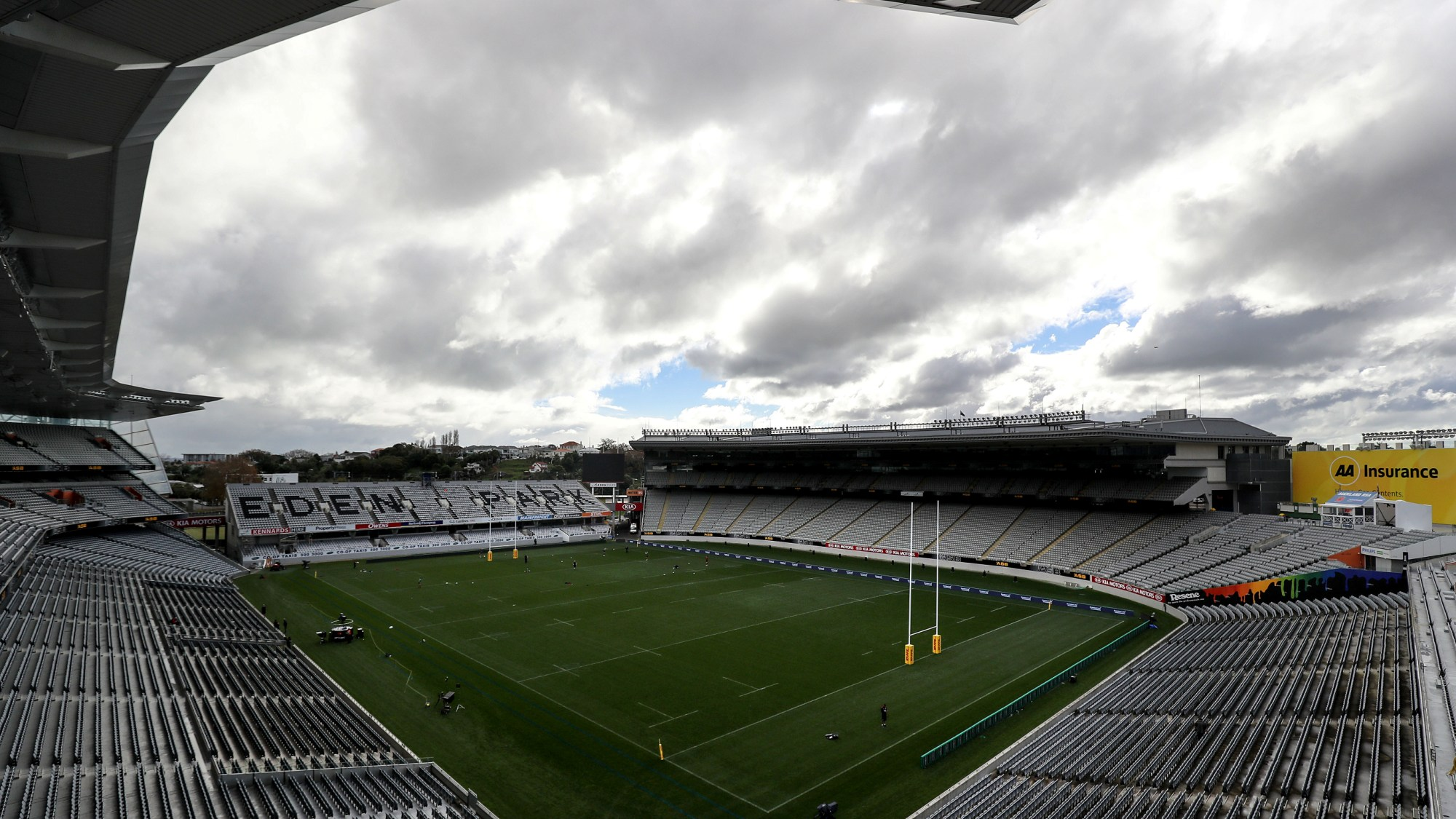 Stadium in Focus: Eden Park