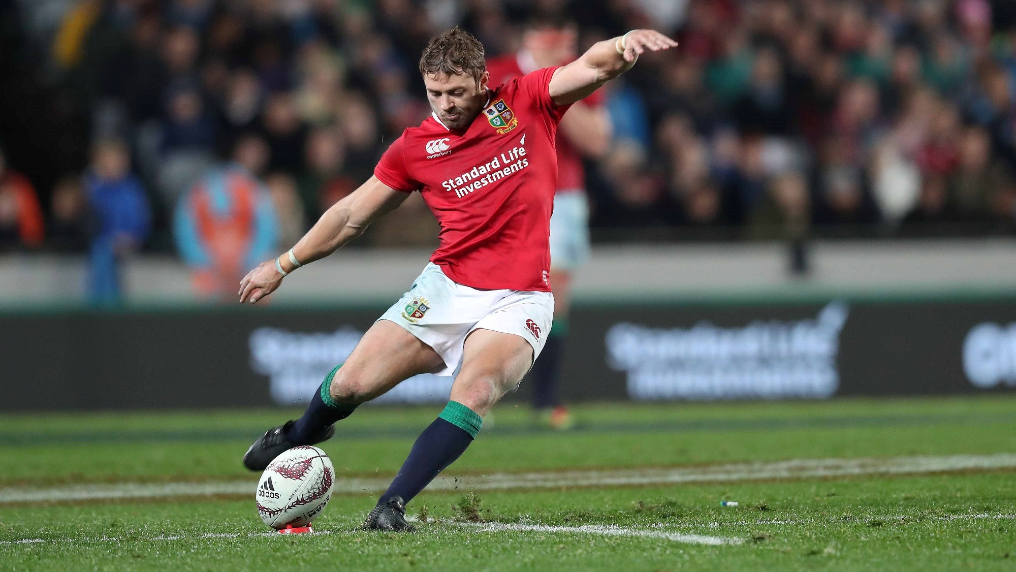 We must pick ourselves up, says Halfpenny