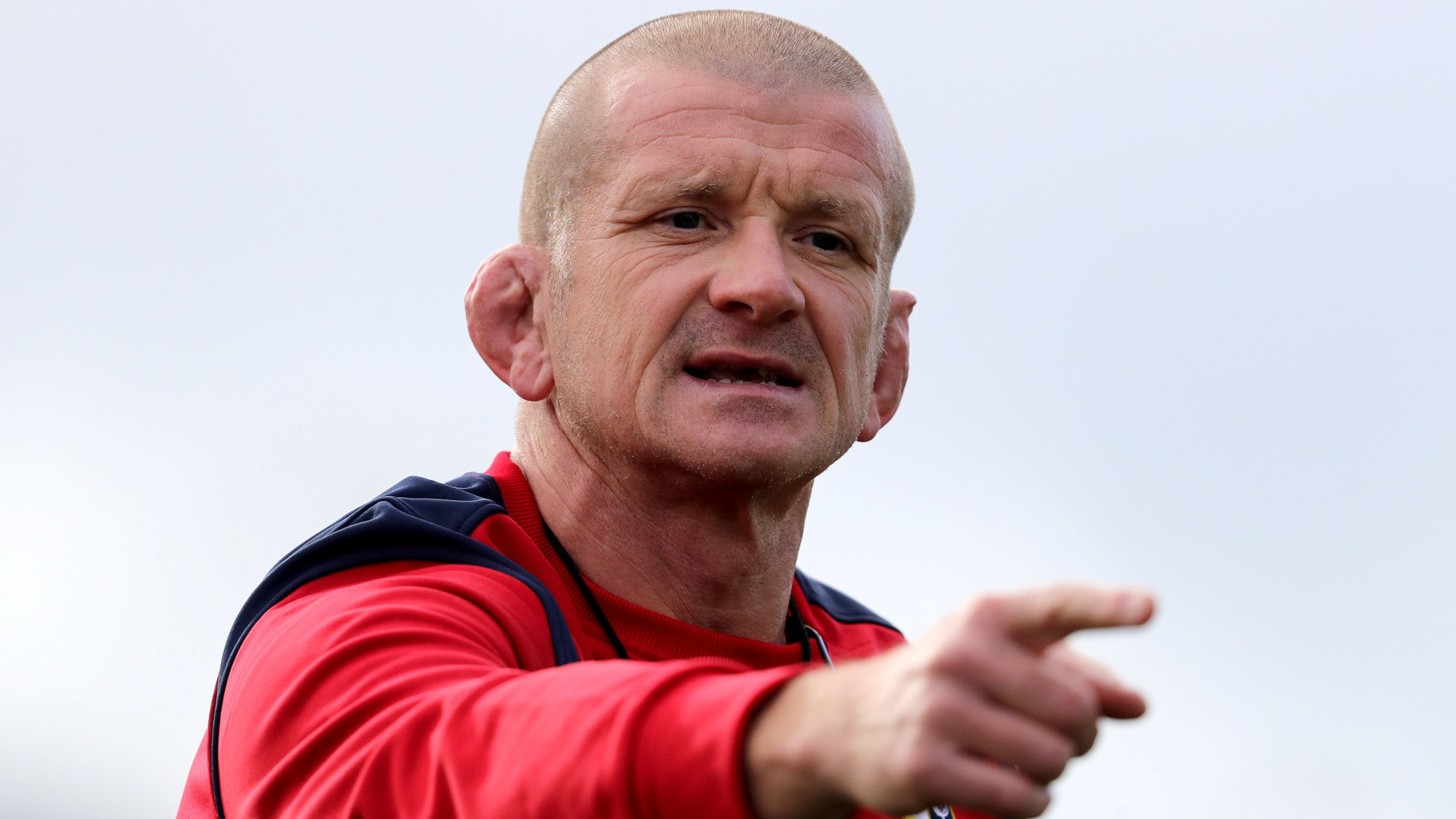 Rowntree relishing forward battle with Crusaders