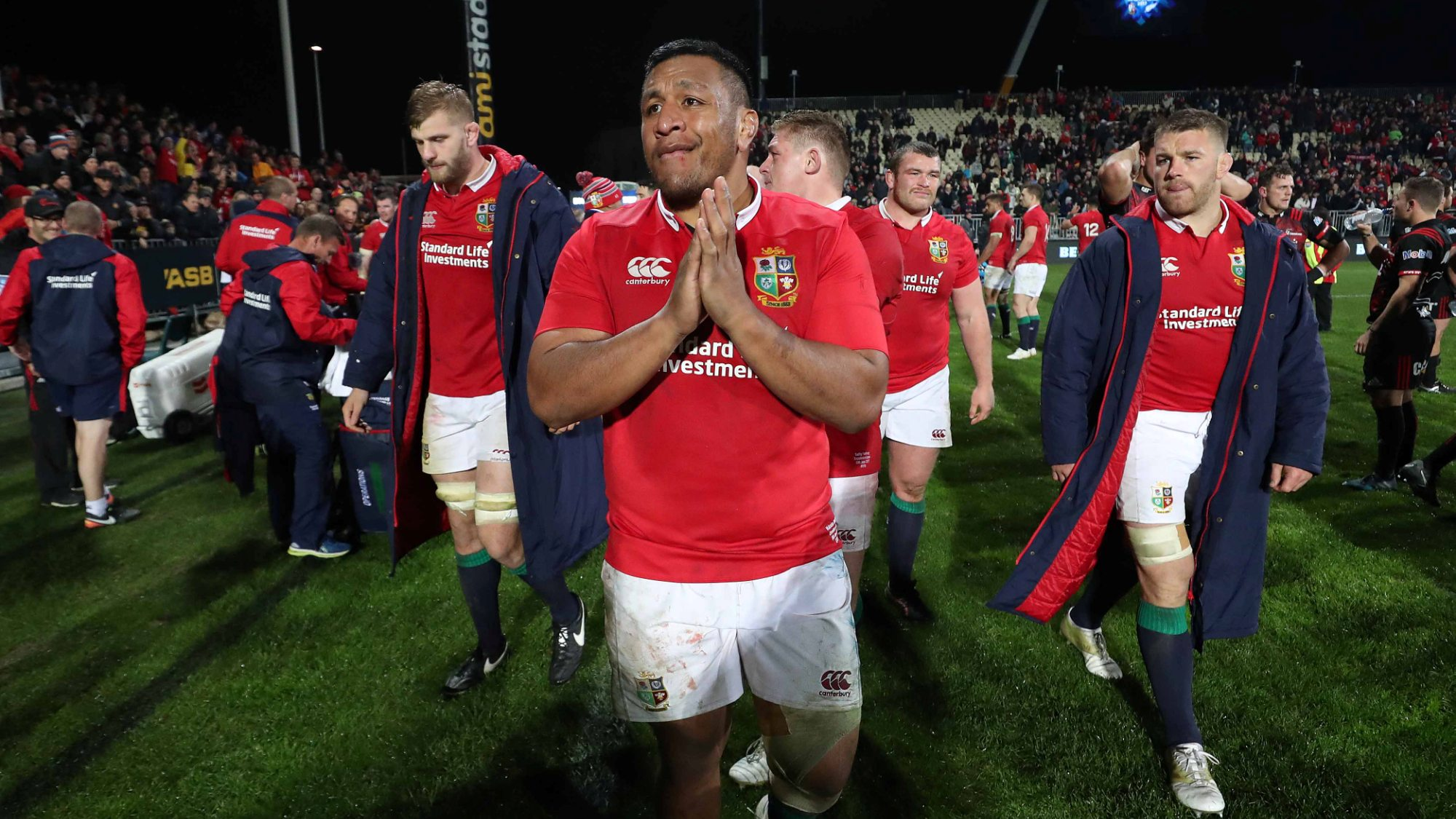 Vunipola: Lions are just getting started