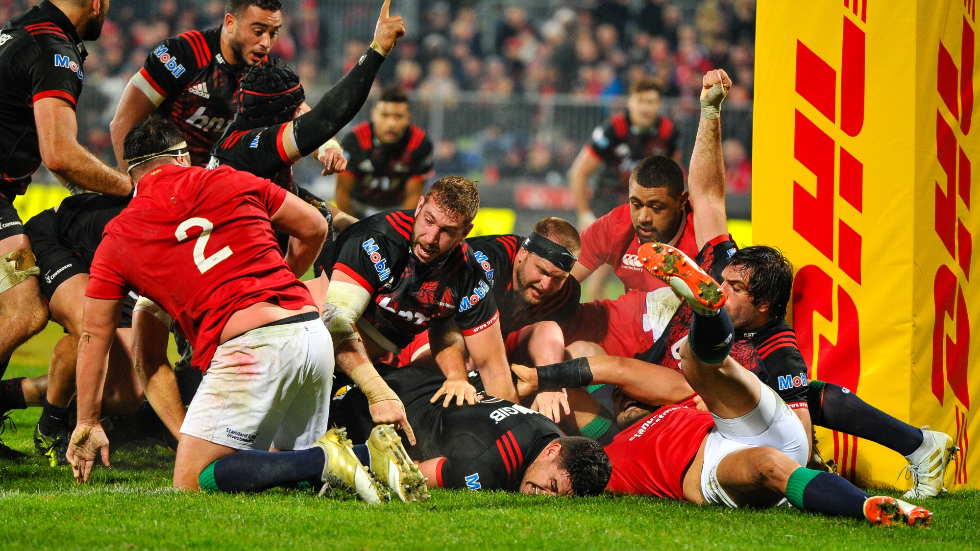 Five Key Moments as the Lions beat the Crusaders