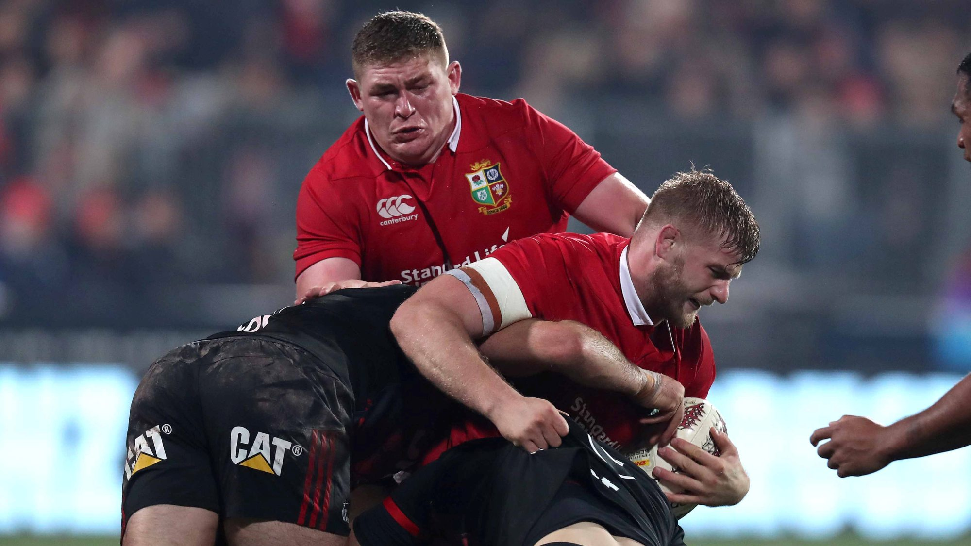 Video: Kruis excited by Lions set-piece potential
