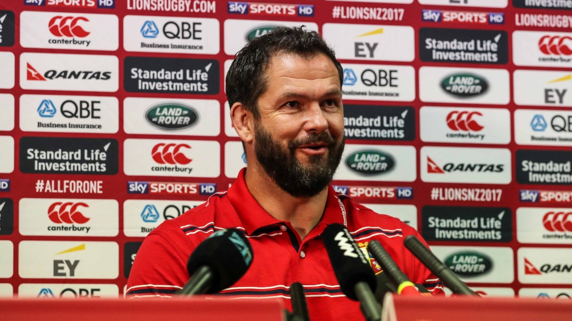 Farrell: Lions defence is only getting stronger