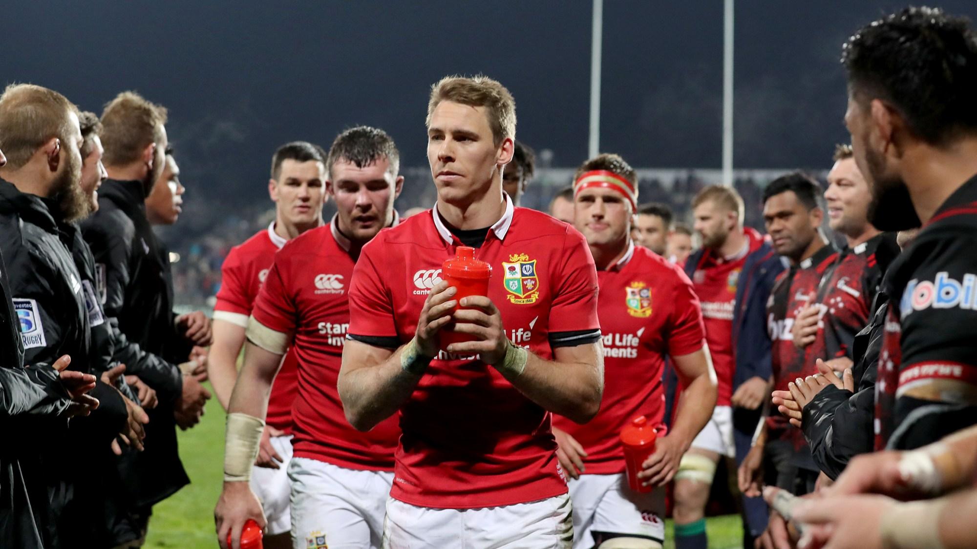 Video: Inside The Tour: Crusaders 3-12 The British & Irish Lions