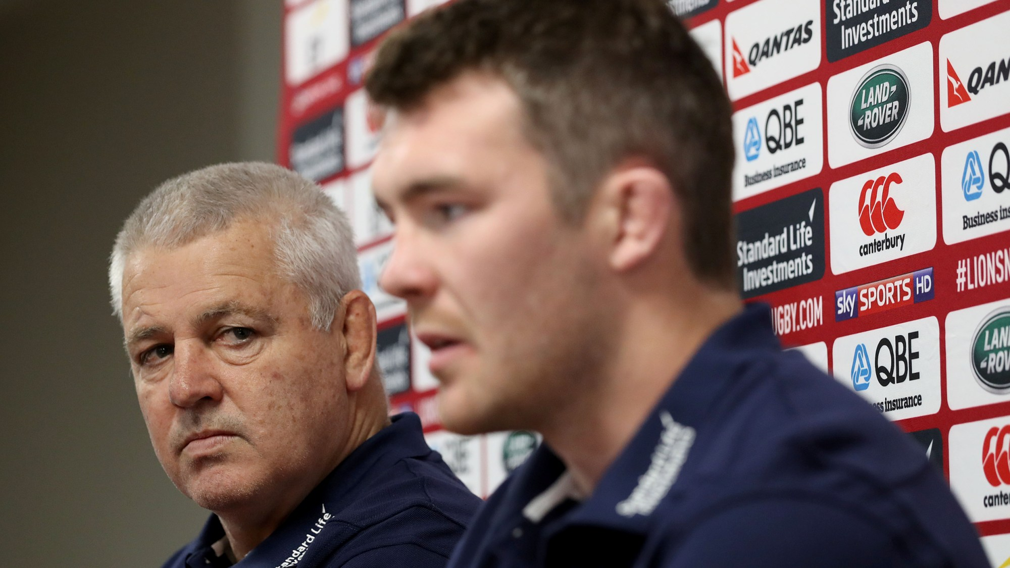 Gatland: Crusaders victory was impossible to ignore