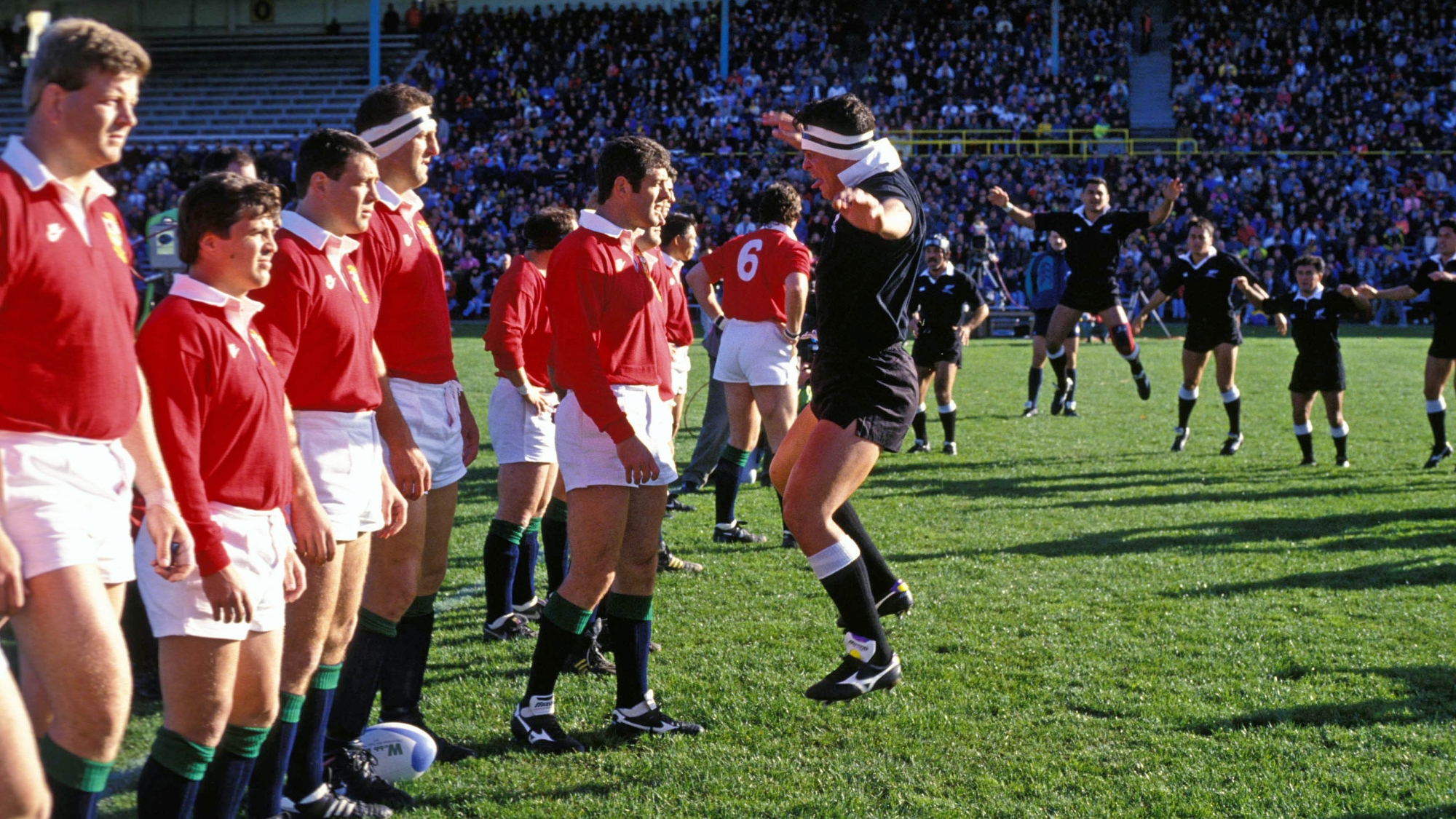 The History of the Maori All Blacks and the Lions