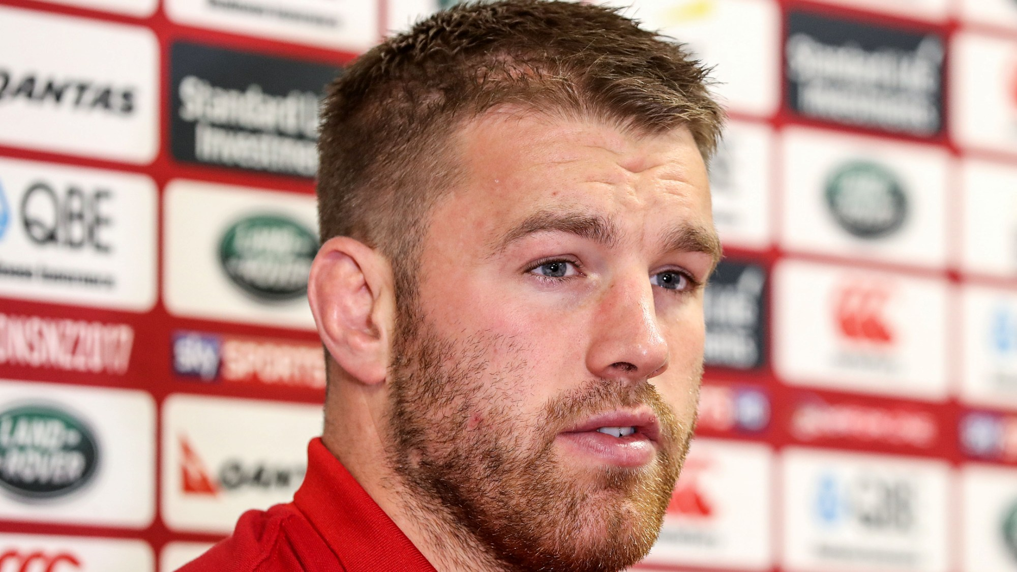 'Lions back row is ready to fire,' says O'Brien