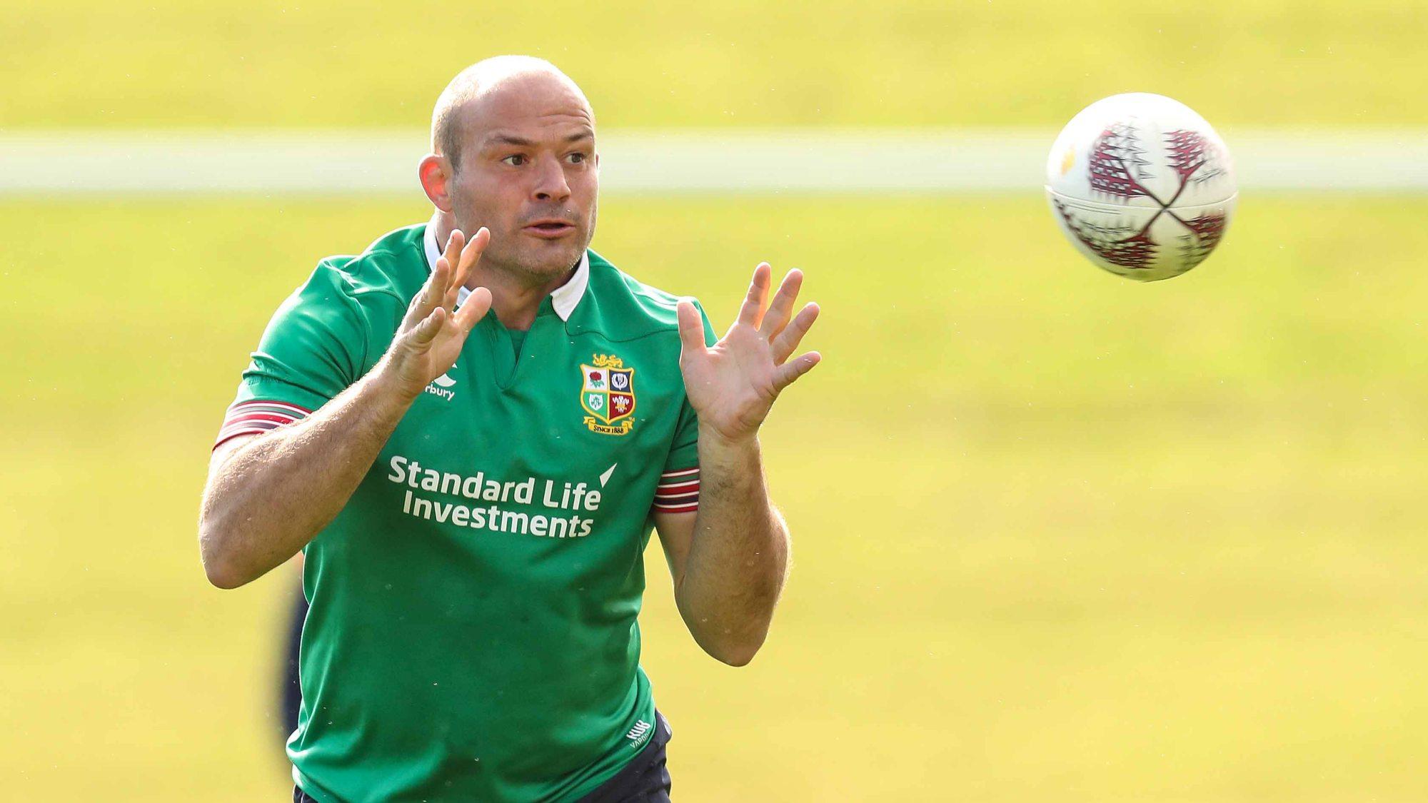 Best to captain British & Irish Lions against Chiefs - British & Irish Lions