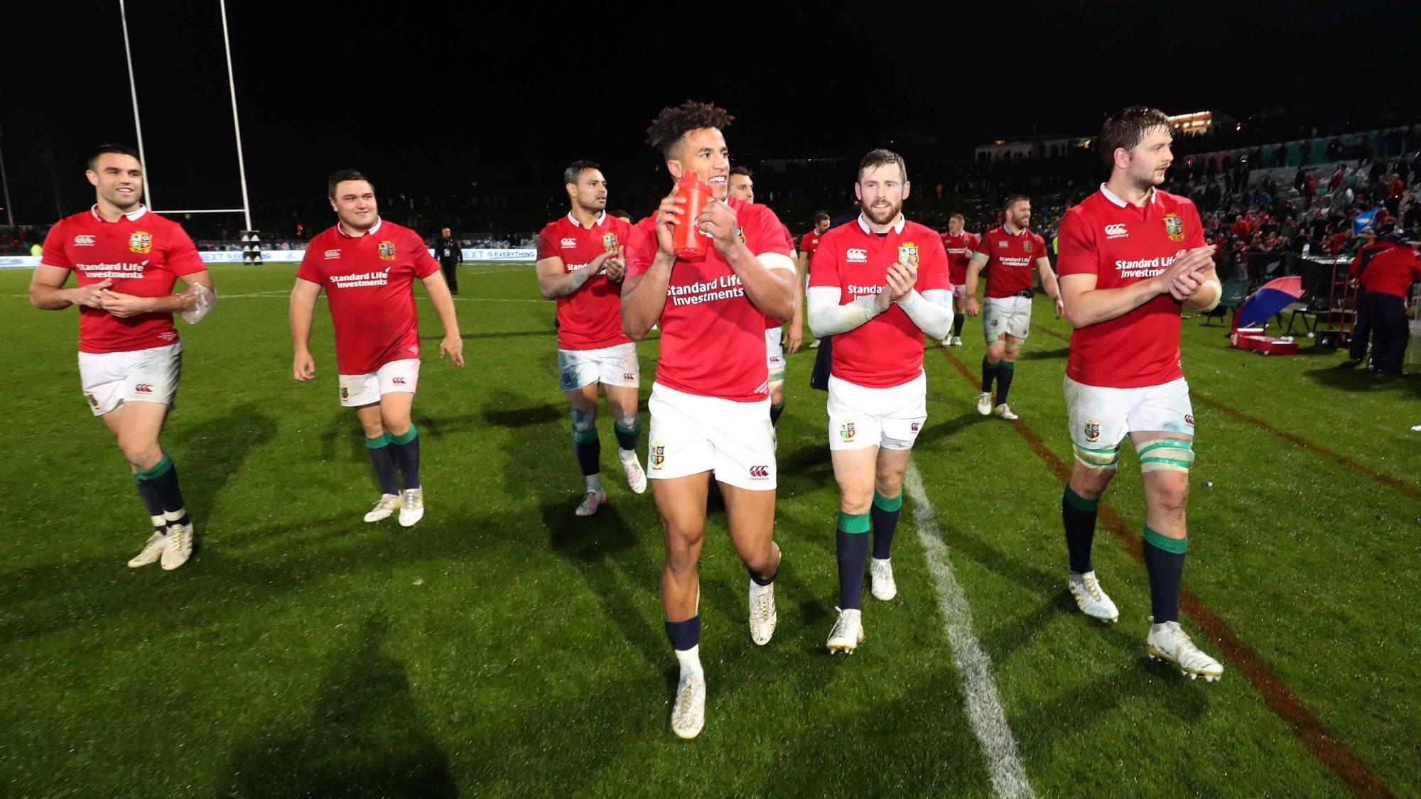 The best of social media: Maori All Blacks 10-32 British & Irish Lions