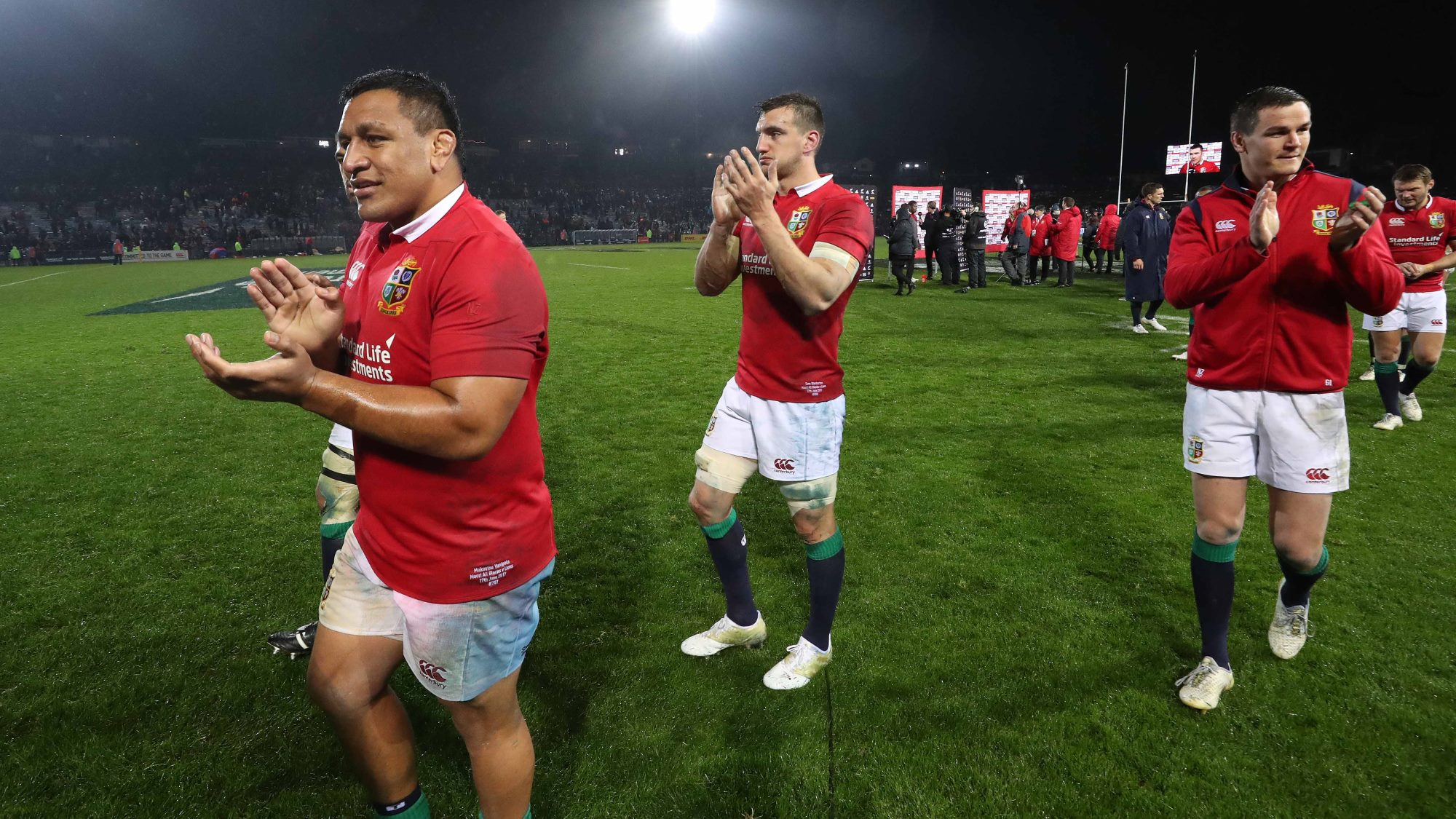 Vunipola tips Lions to improve on Maori display