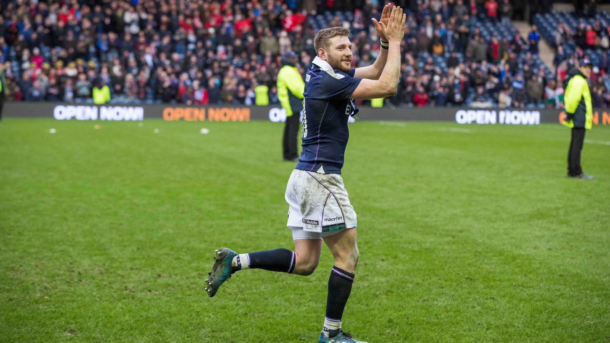 Scots secure famous victory over Australia in Sydney