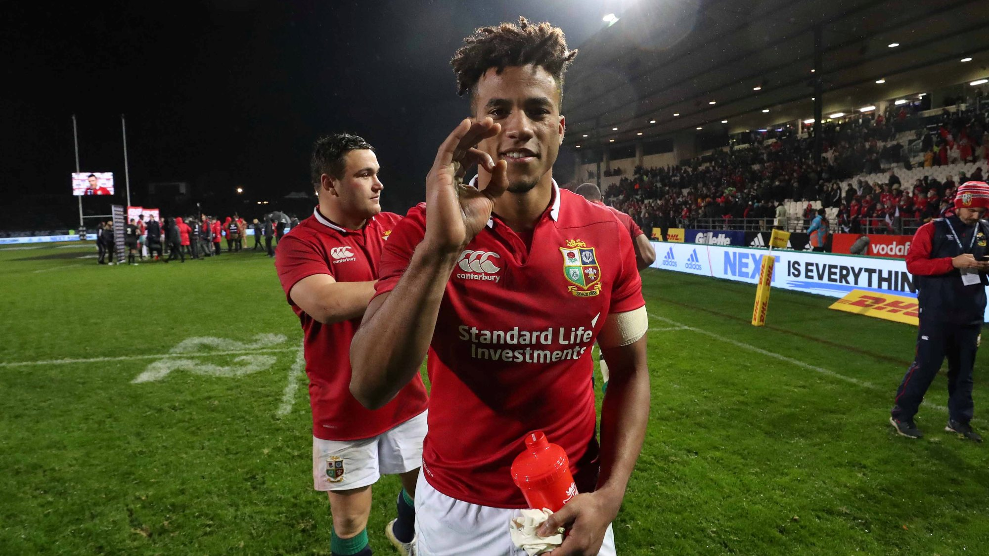 Watson delighted with Lions progress after Maori win