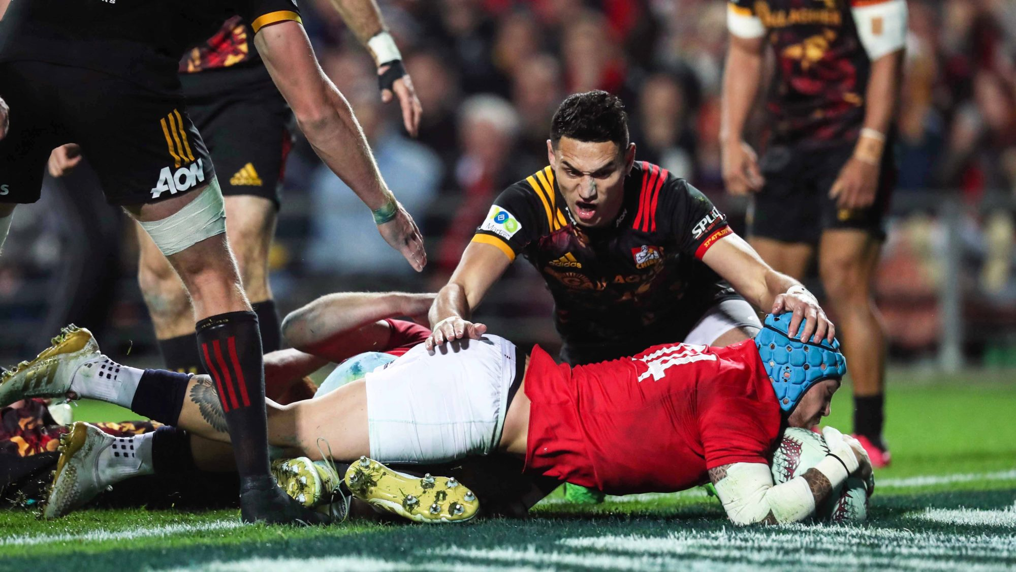 The best of social media: Chiefs 6-34 British & Irish Lions