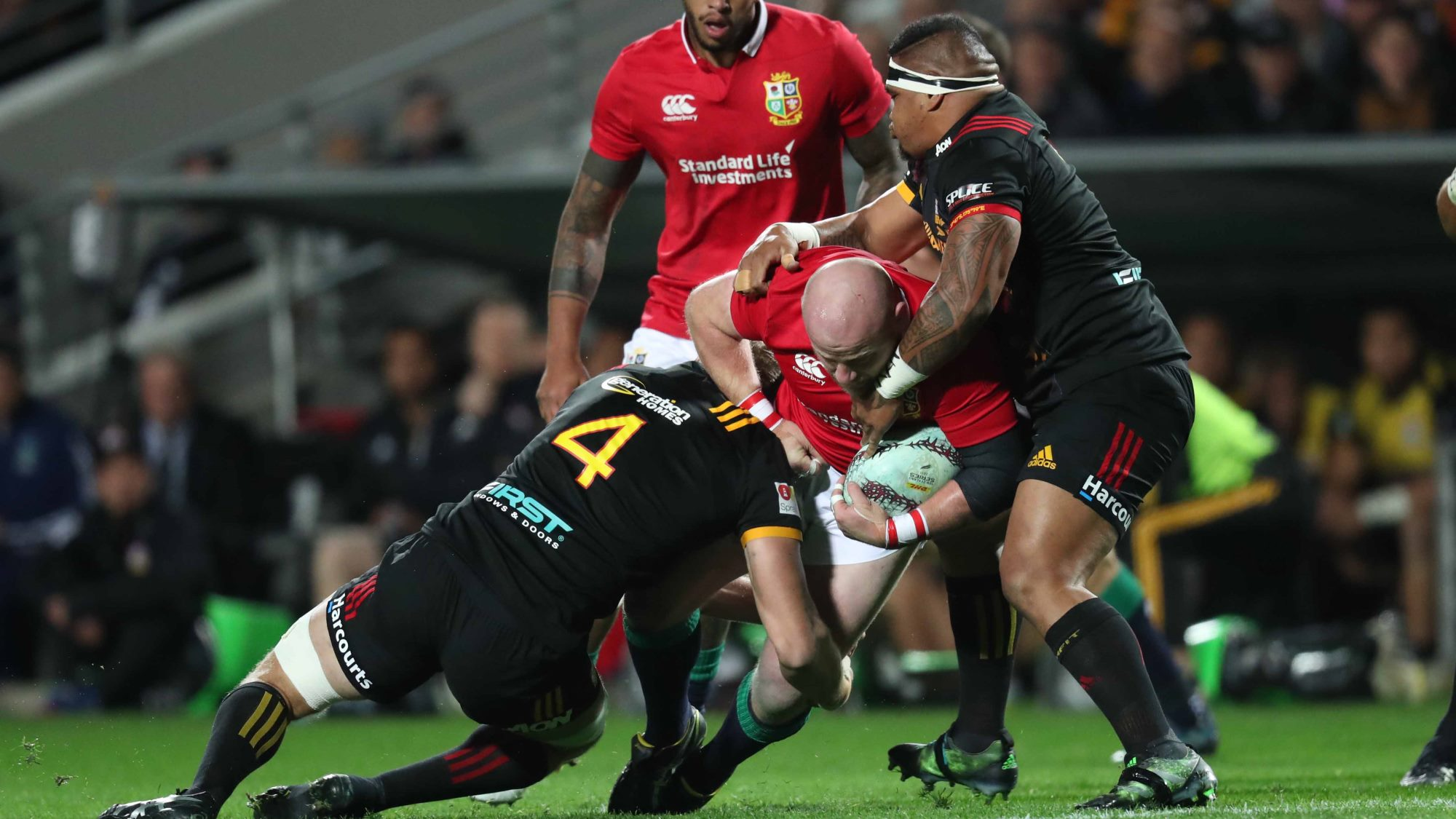 Lions looking to build on forward power
