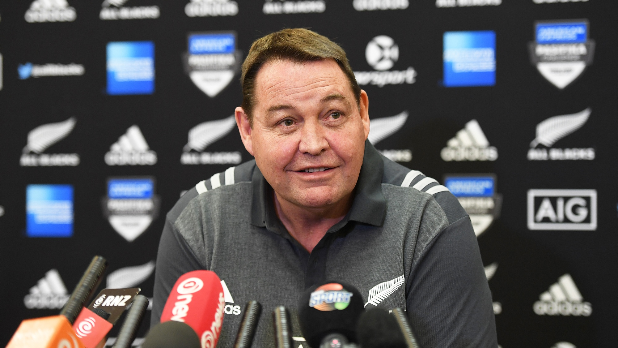 Hansen names New Zealand team for first Test against the Lions
