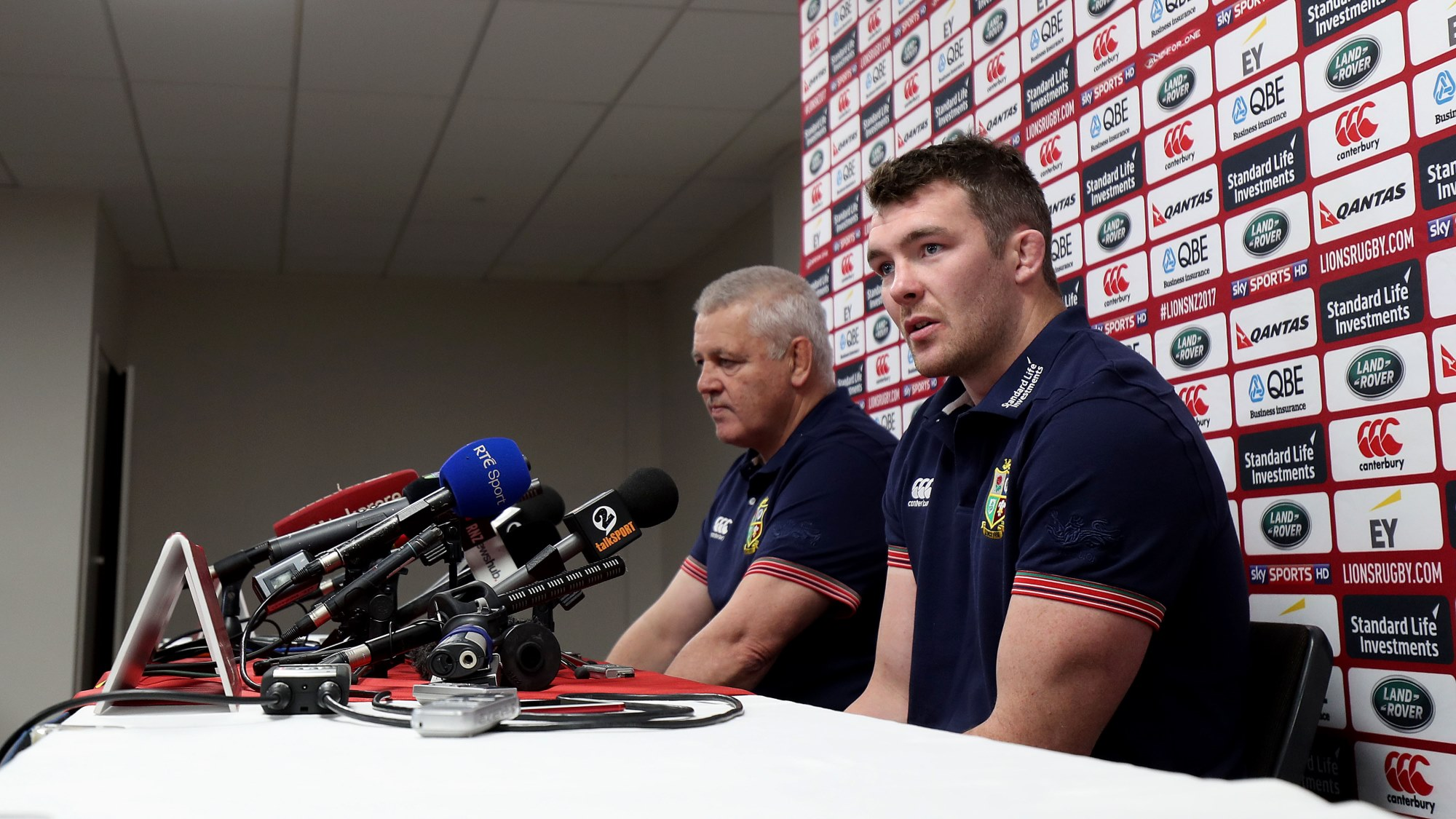 LIVE: British & Irish Lions Team Announcement