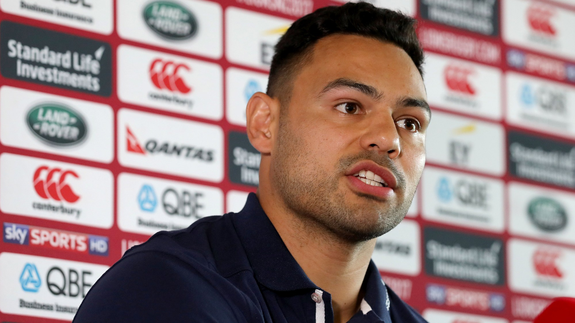 Te'o taking his rapid rise in stride with Lions
