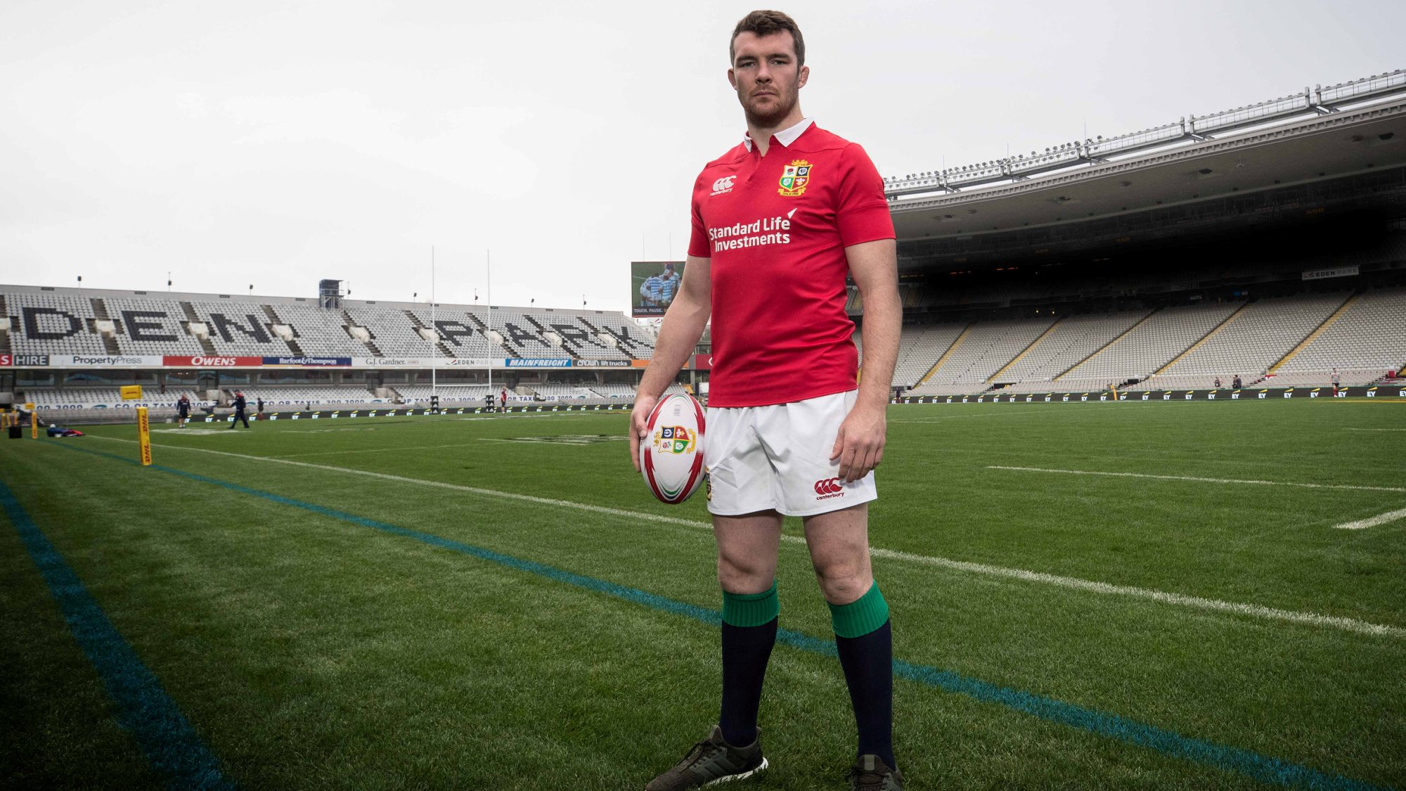O'Donnell: O'Mahony's Lions experience has helped Munster