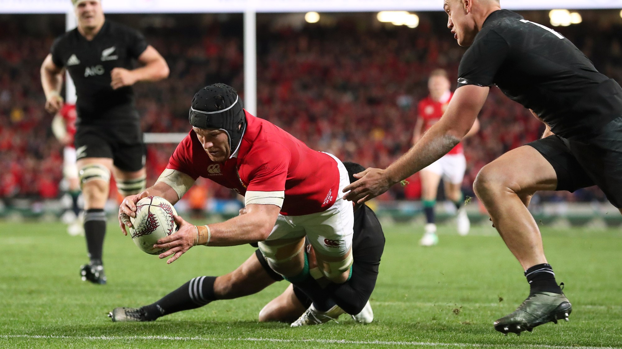 Gatland taking positives from Auckland into second Test build-up