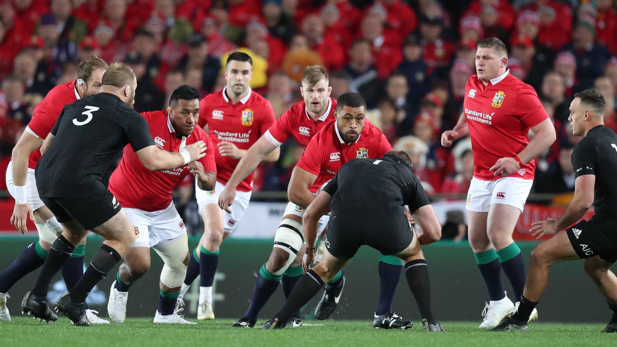 Lions belief will not falter – Faletau