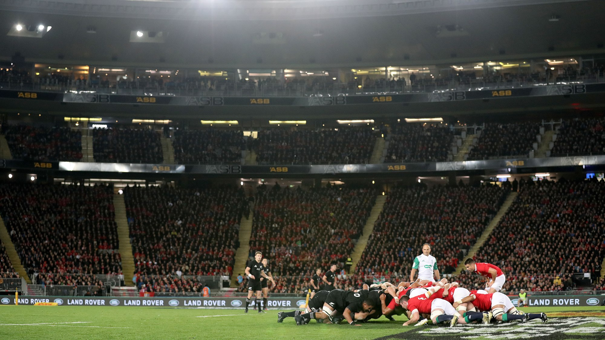 Vunipola looks ahead to next test for Lions