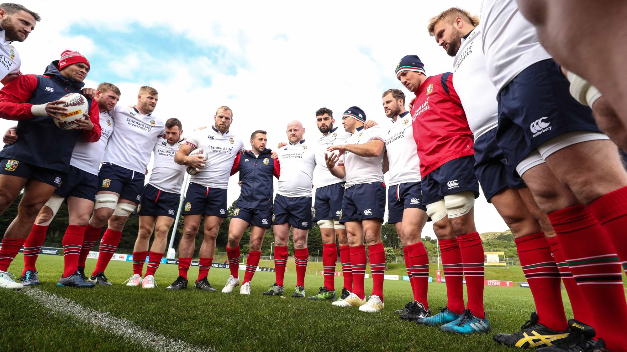 Preview: Hurricanes v British & Irish Lions