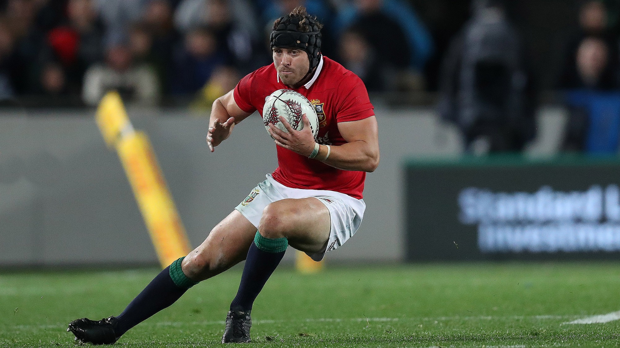 Halfpenny to replace Payne on bench for Hurricanes clash