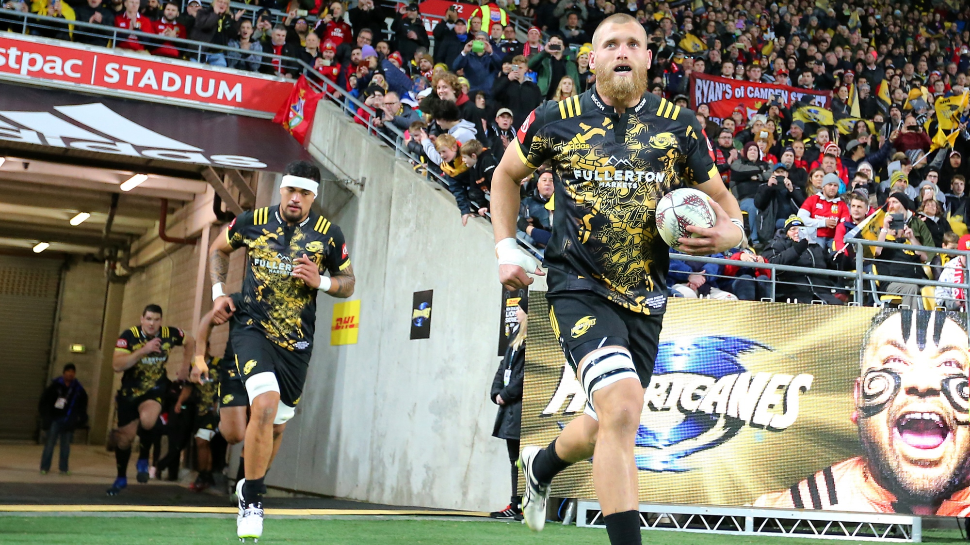 Hurricanes skipper Shields relished opportunity to face the Lions