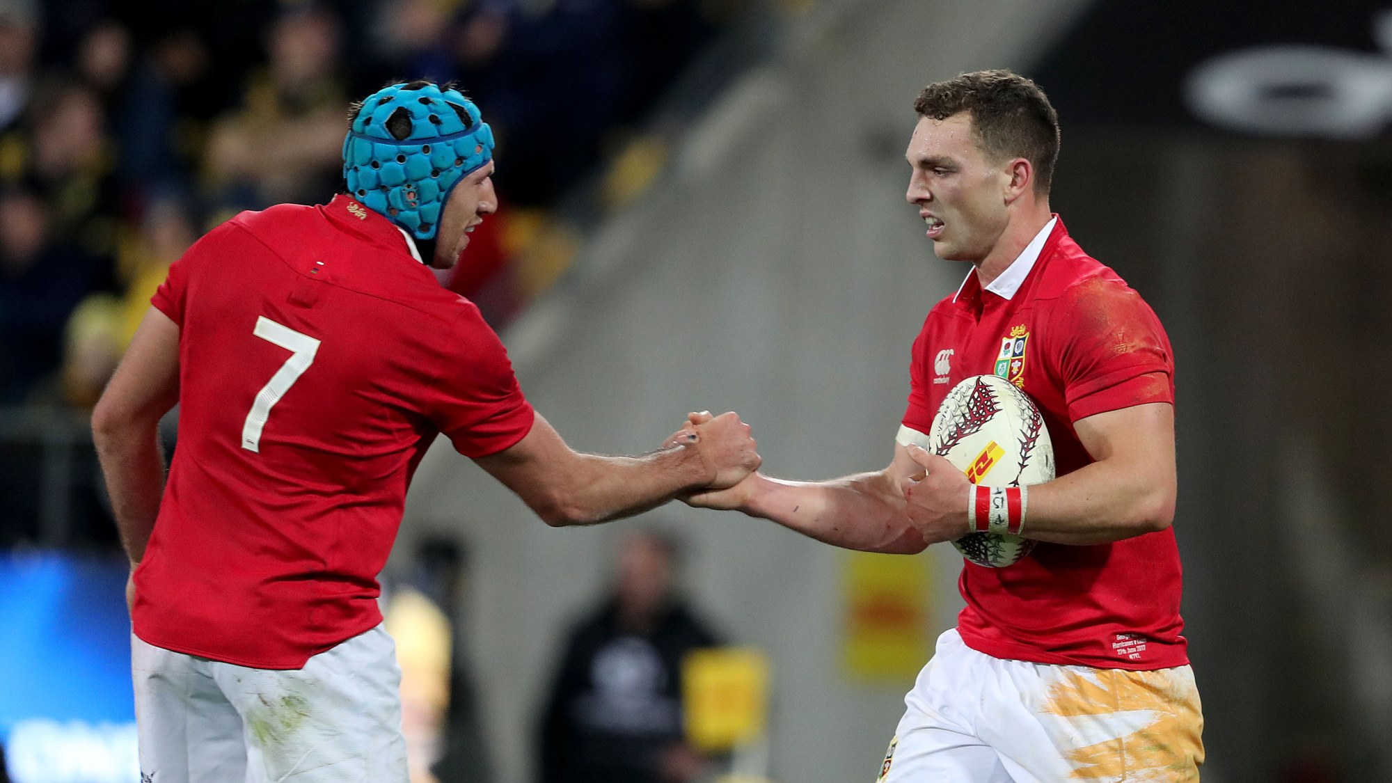 Gatland impressed by attitude of players ahead of second Test