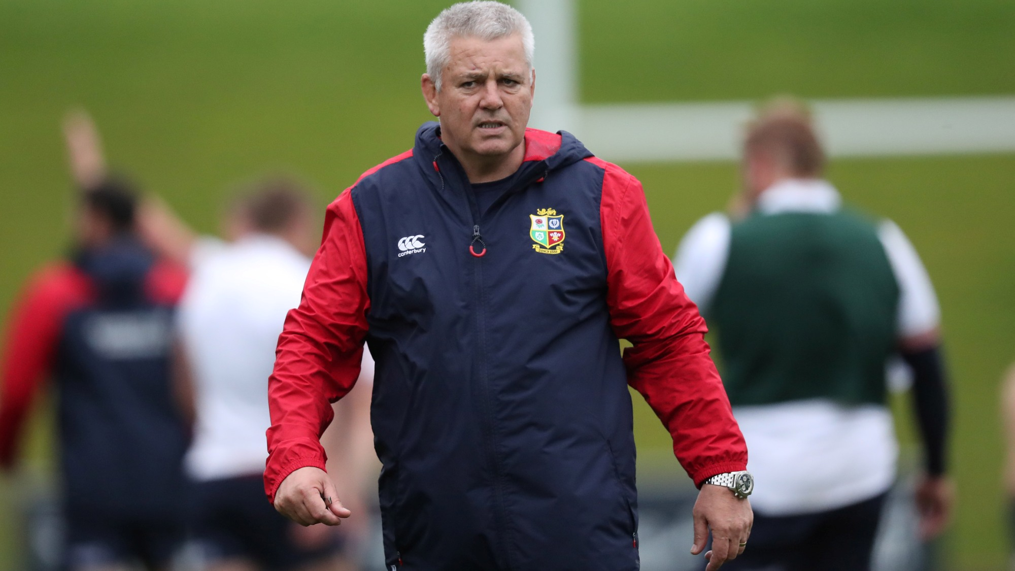 LIVE: British & Irish Lions Second Test Team Announcement