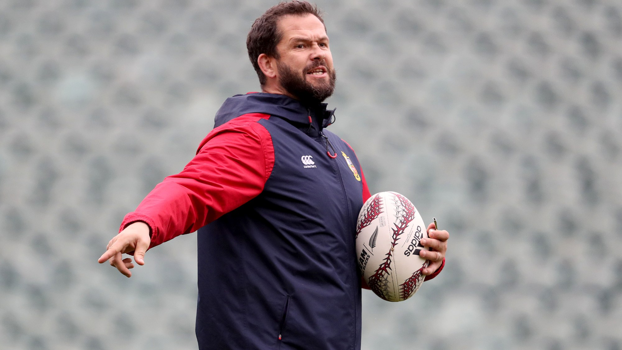 Farrell to take over as Ireland Coach after 2019 Rugby World Cup