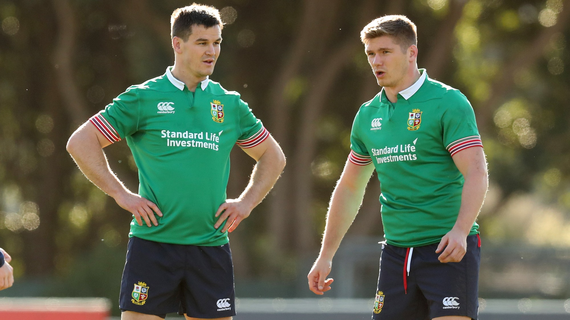 Sexton's partnership with Farrell will bear fruit this weekend
