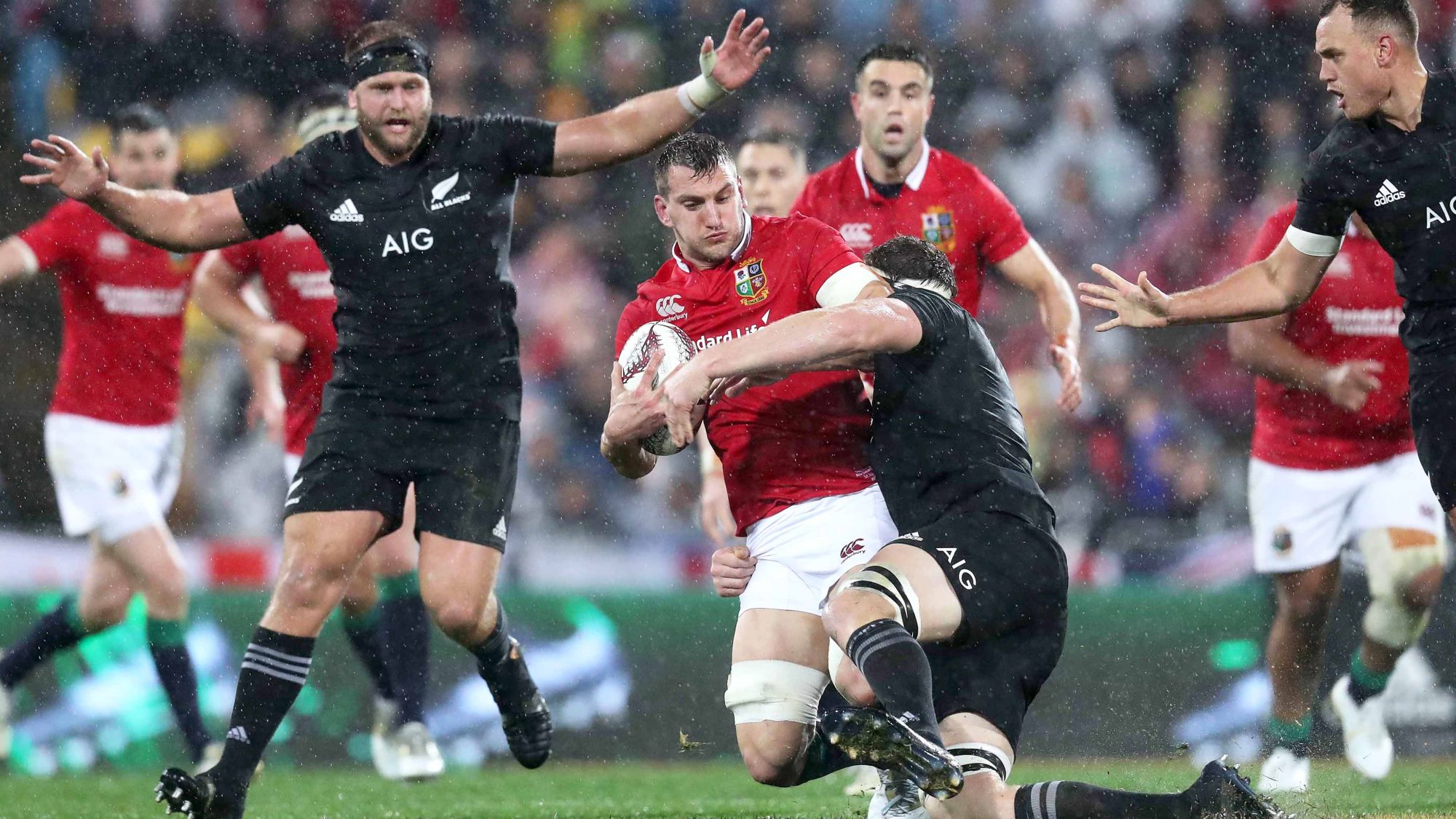 Lions players recognised at New Year Honours