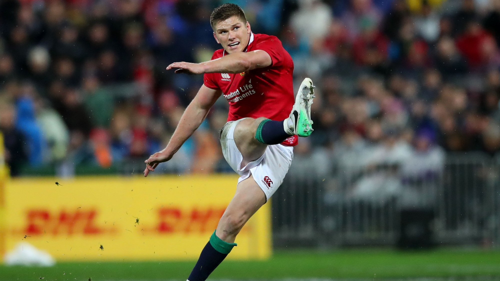2017 Lions Player Retrospective: Owen Farrell