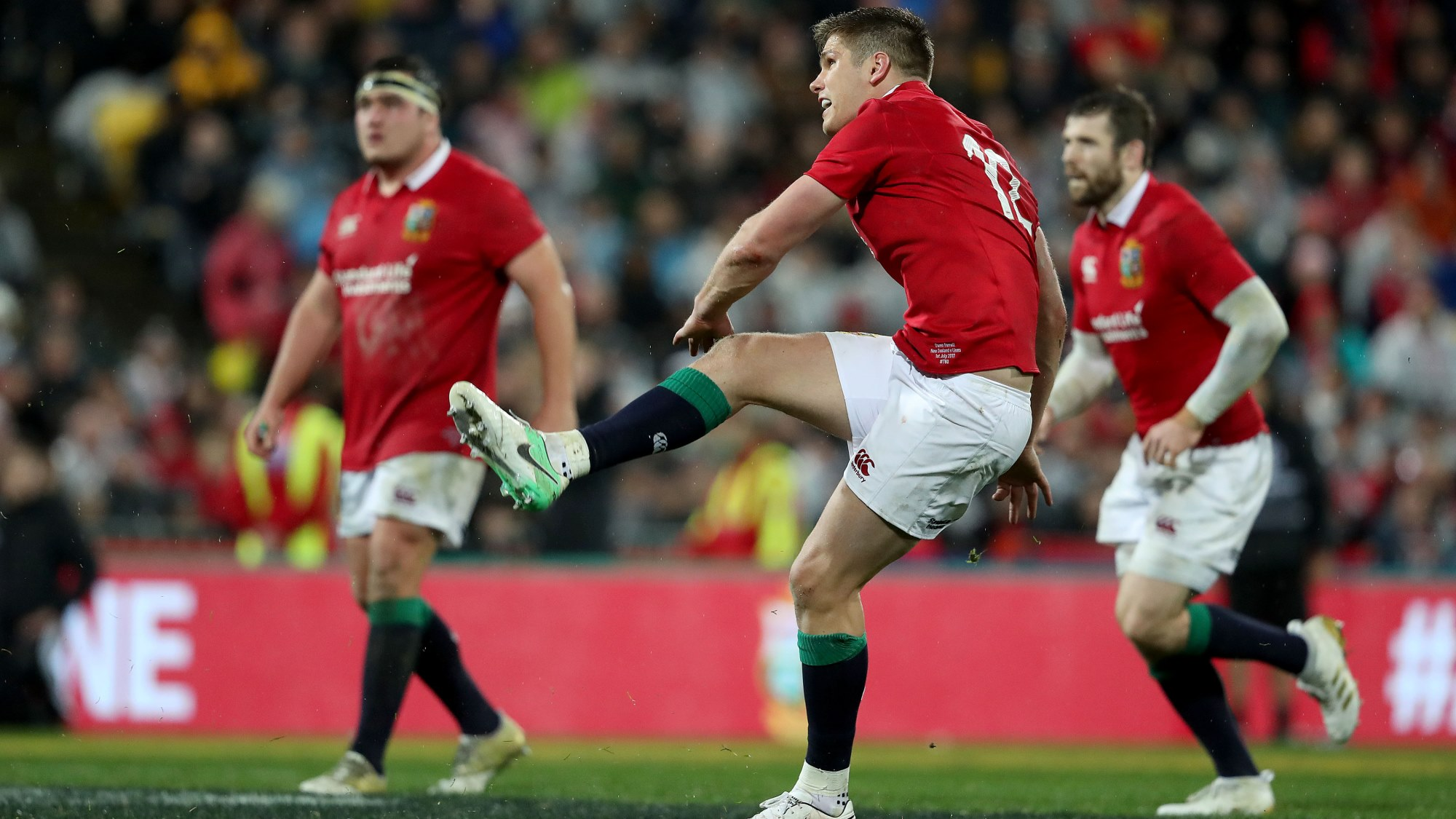 Farrell excited for series decider after Wellington win
