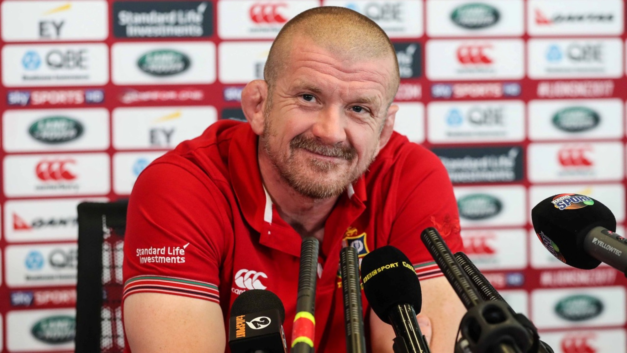 Rowntree takes up forwards role with Georgia