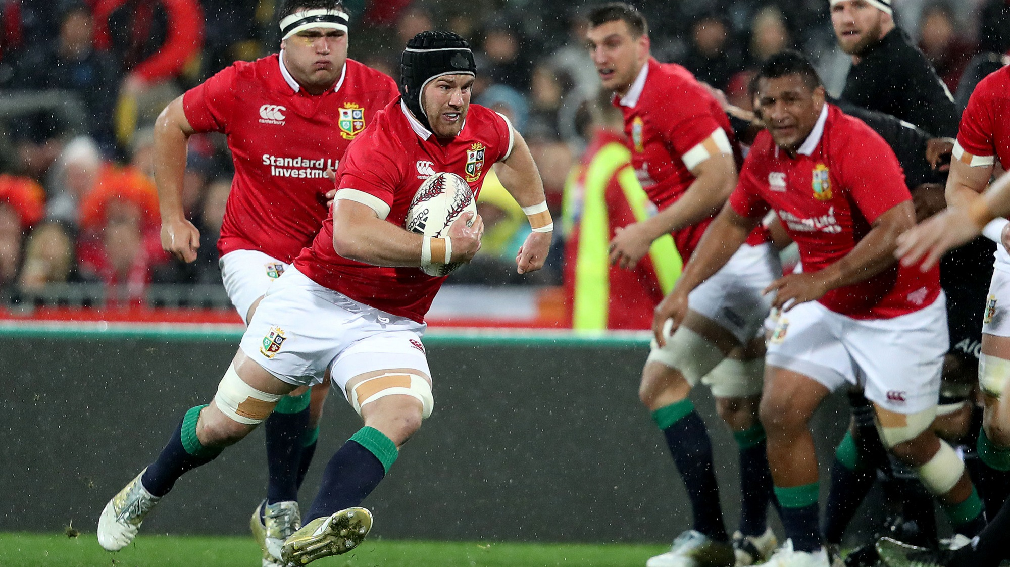 Flanker O'Brien available for third Test after hearing