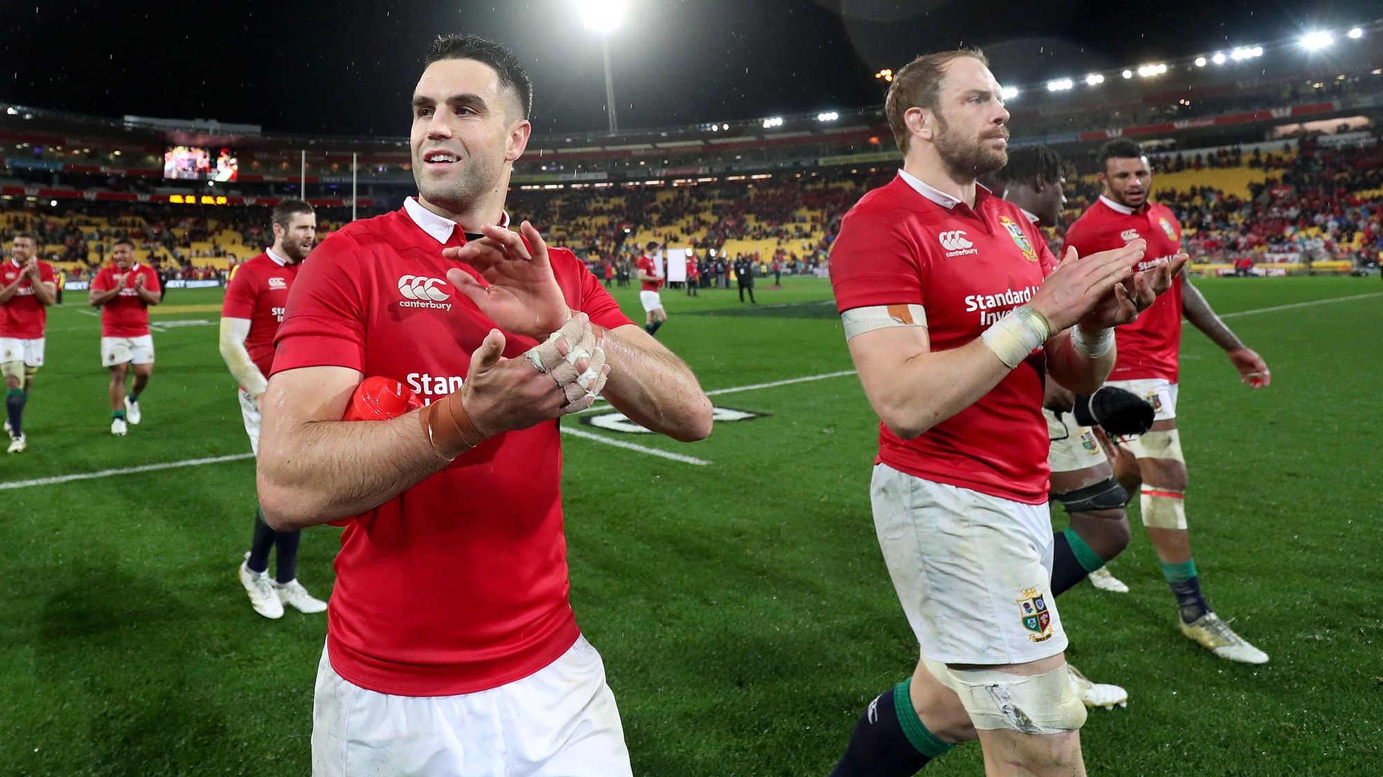 Stats Review: Second Test – New Zealand 21 British & Irish Lions 24