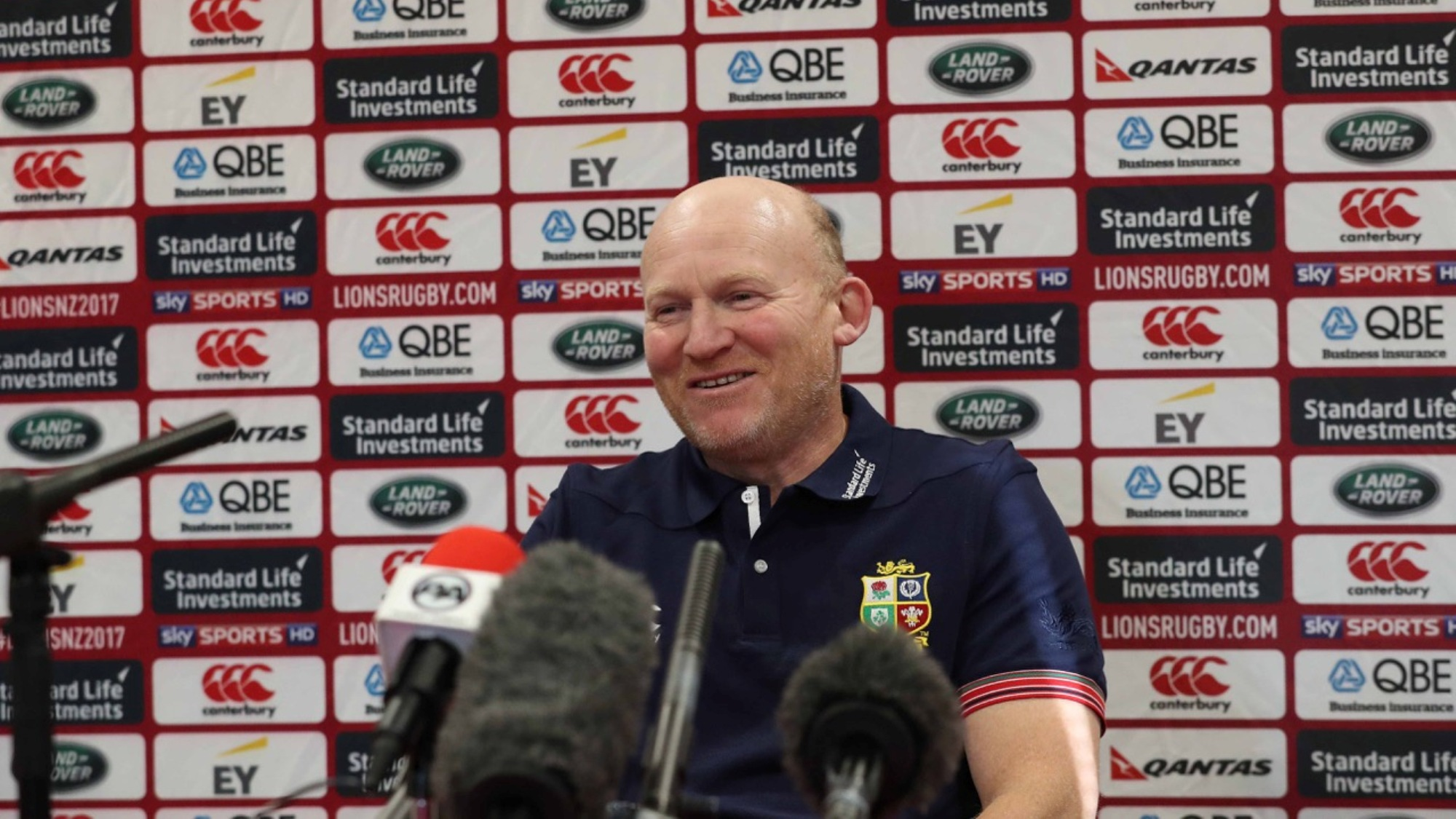 Jenkins: Refreshed Lions are ready for their World Cup final