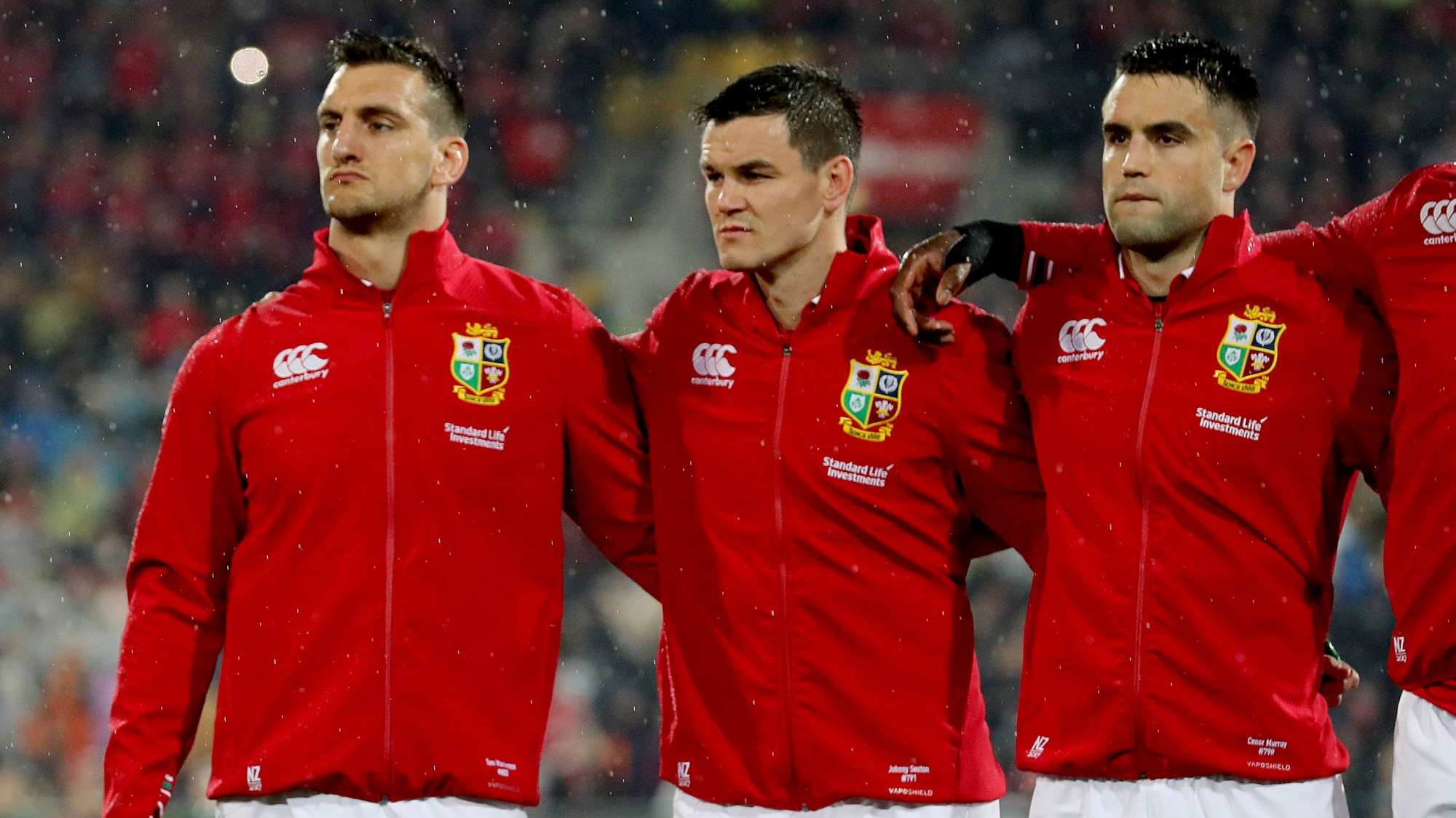 Lions unchanged for third Test