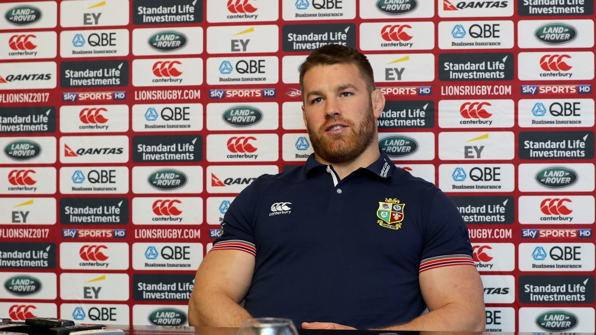 O'Brien and Lions fully prepared for huge third Test