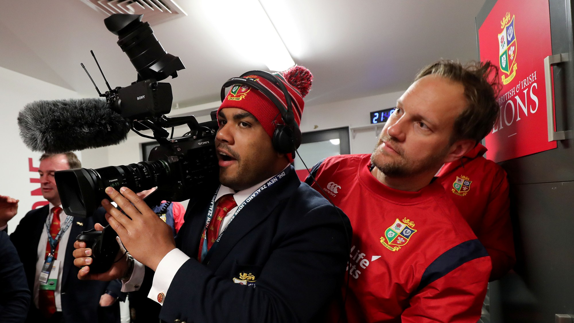 Where to watch the final Lions Test