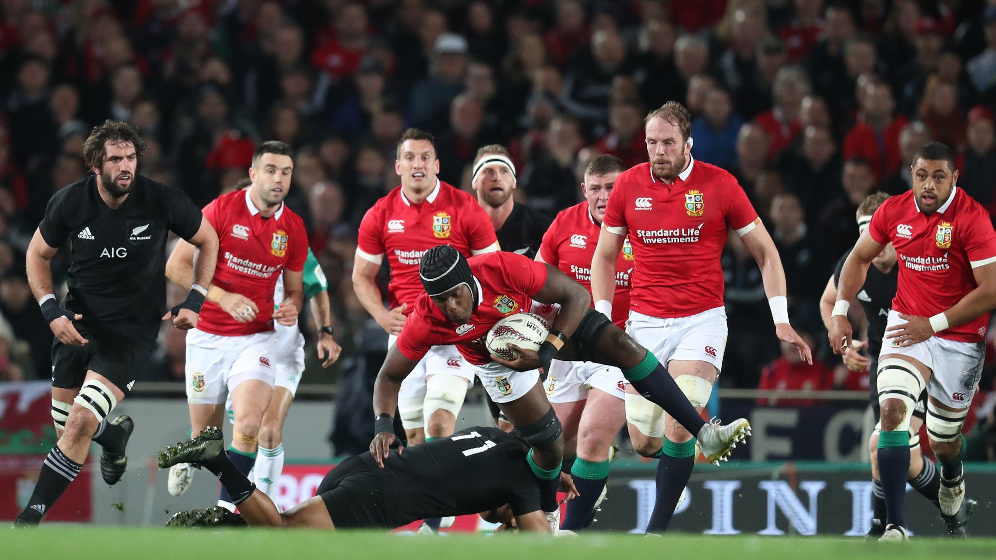 Home Nations look to gain momentum in Round Two